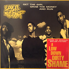 SOULS OF MISCHIEF:GET THE GIRL GRAB THE MONEY AND RUN(JACKET A)