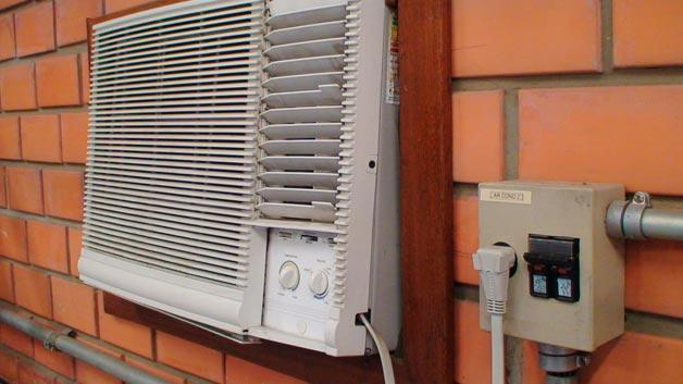 Ar-condicionado de parede