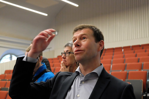 Hörsalen – Magnus Nilsson vVD för Norrevo