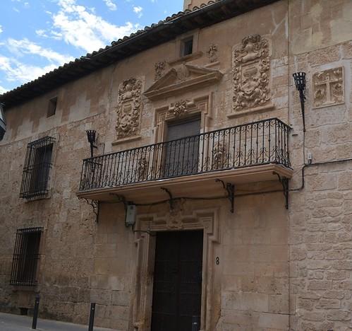 Casa de la familia Rada en Quintanar de la Orden (Toledo)