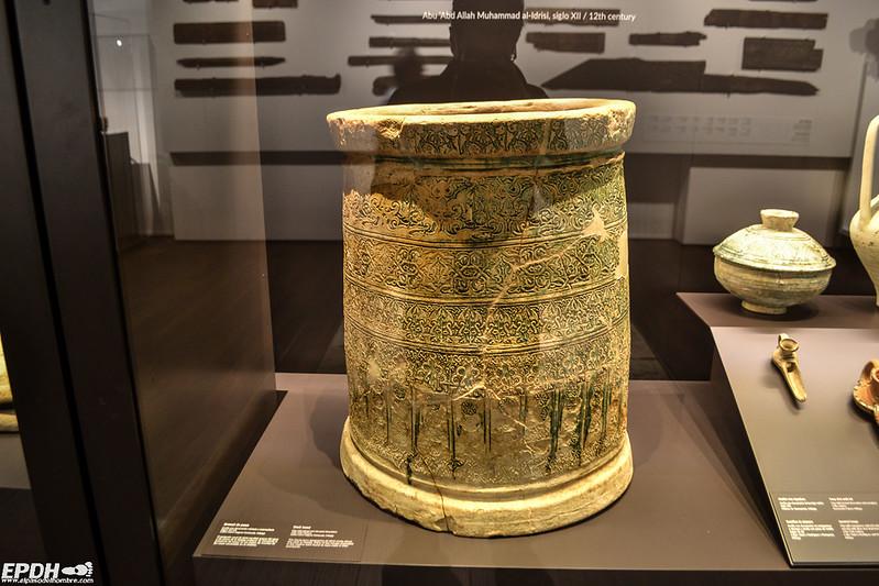 Una de las valiosas piezas del periodo musulmán