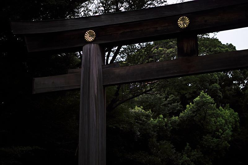 終戦記念日 明治神宮
