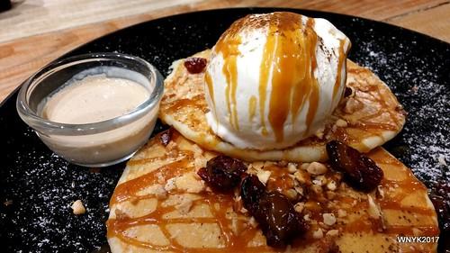 Banafogatto Pancakes
