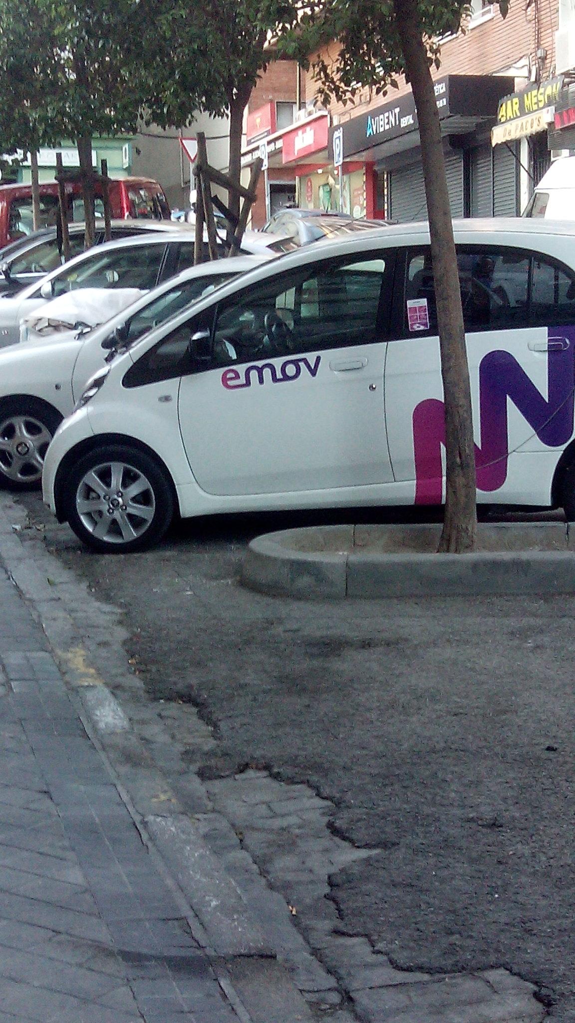 coche eléctrico «público»