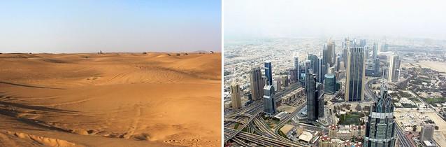 DUBAI: AAVIKKOSAFARI JA BURJ KHALIFA