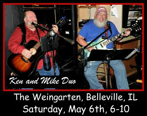 Ken and Mike Duo 5-6-17