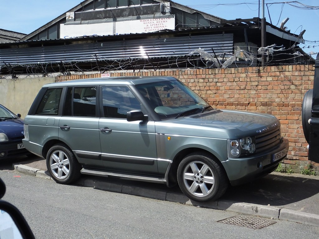 Range Rover Vogue V8 2002 Land Rover Range Rover Vogue