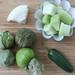 Summer recipe: Homemade salsa two ways: honeydew melon salsa verde and pineapple habeñero salsa
