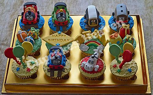 Thomas And Friends Birthday Cake Singapore