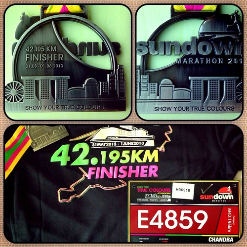 Sundown Marathon 2013 | by scalarae