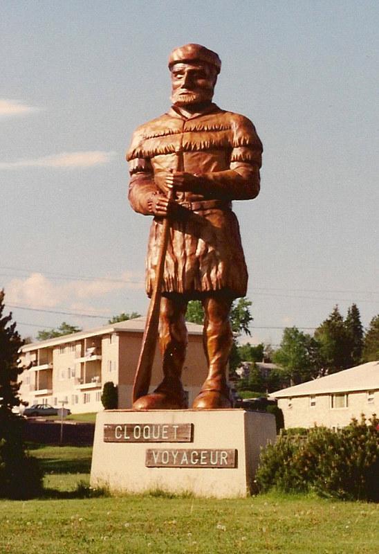Cloquet Voyageur, Cloquet, MN
