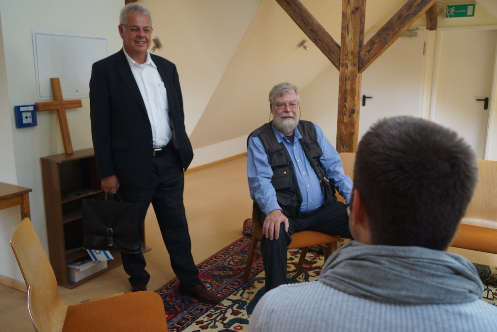 Ulrich Sahm In Hannover Vortrag Im Cafe Jerusalem Neues