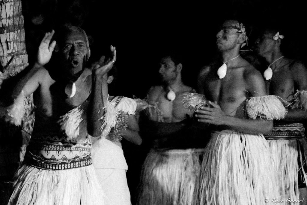 Fijian Meke | Friday nights at Octopus Resort feature a Fiji… | Flickr