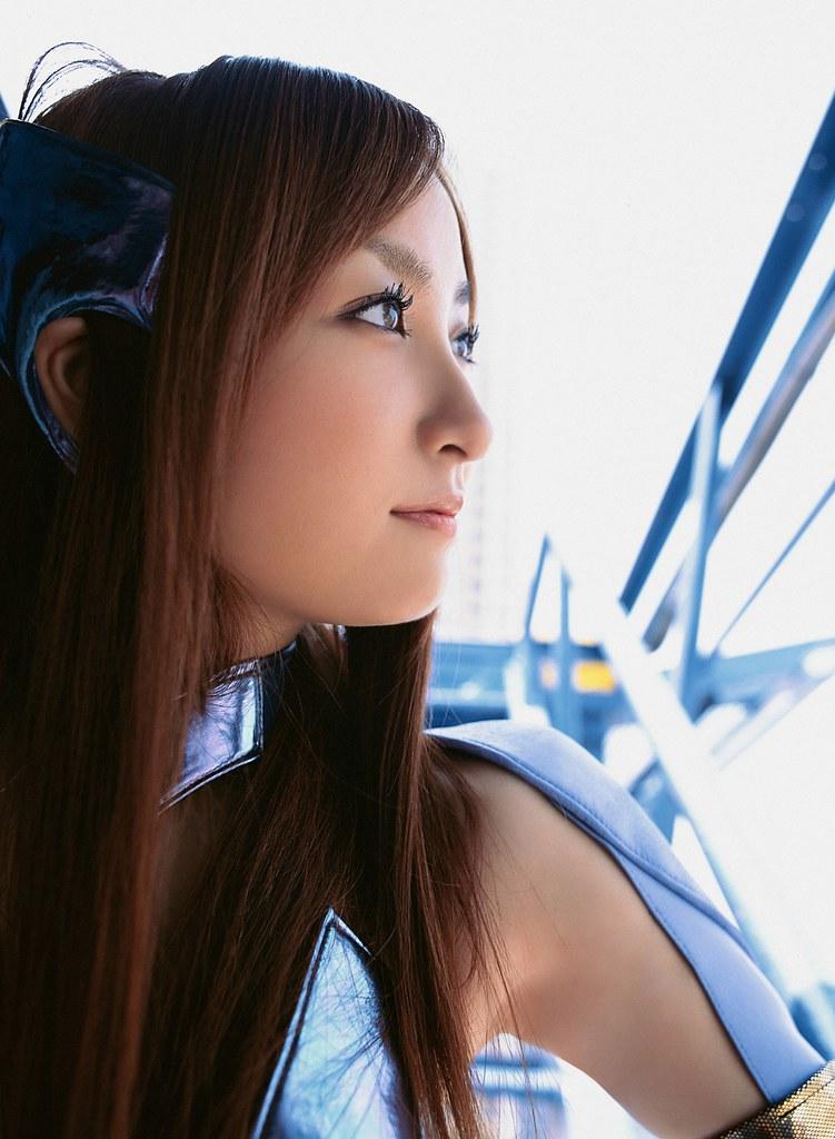 aya kiguchi cosplay de shion arita  birdy the mighty   52  u2026