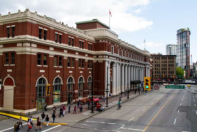 Vancouver Waterfront Station