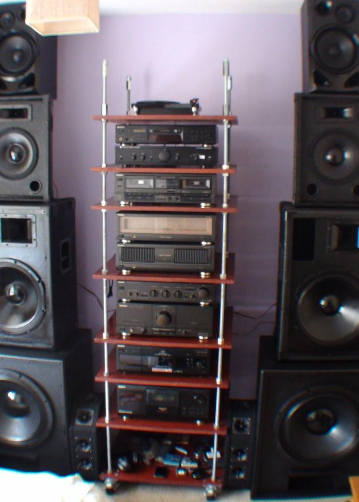 Best Home Hifi Audio System