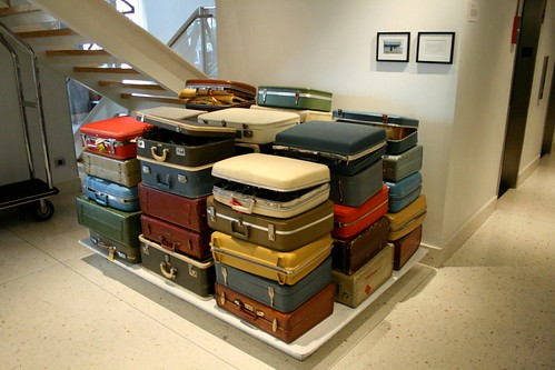 Suitcase Art | by theglobalpanorama