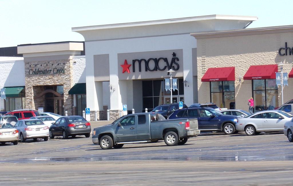 Macys Erie Pa Macys Millcreek Mall Erie Pa Former Kau