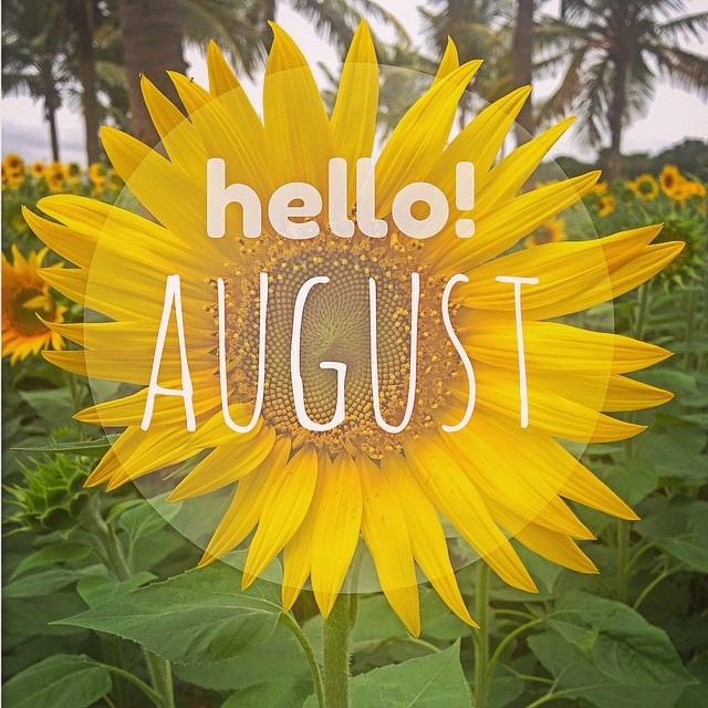 August Free Clipart Animation And GIF | August clipart ...  |August