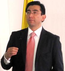 Diego Molano, MinTIC