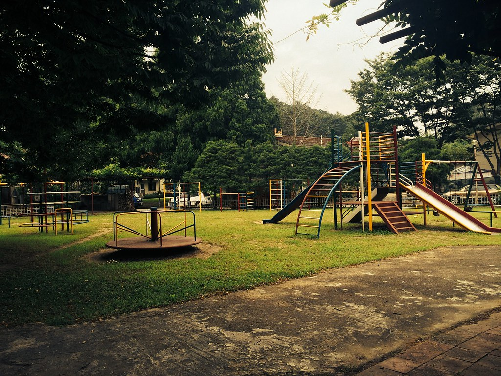 빈 놀이터(The empty playground) | kimjuyoung656 | Flickr
