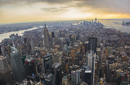 Above Gotham | by Anthony Quintano