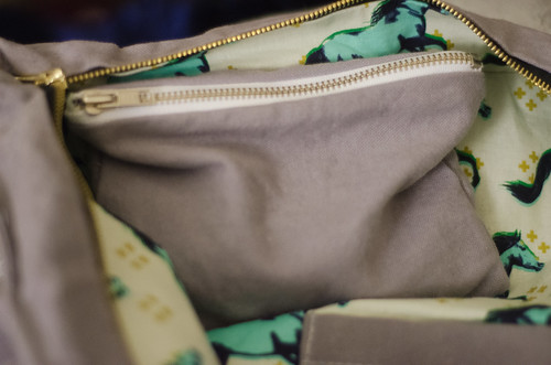 Tote bag details | by peneloping