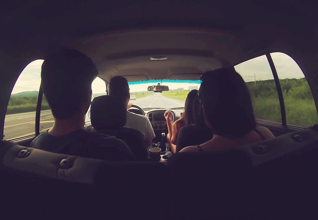 #roadtrip #enjoytheview #friends #beach