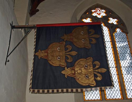 Cranworth Garter banner