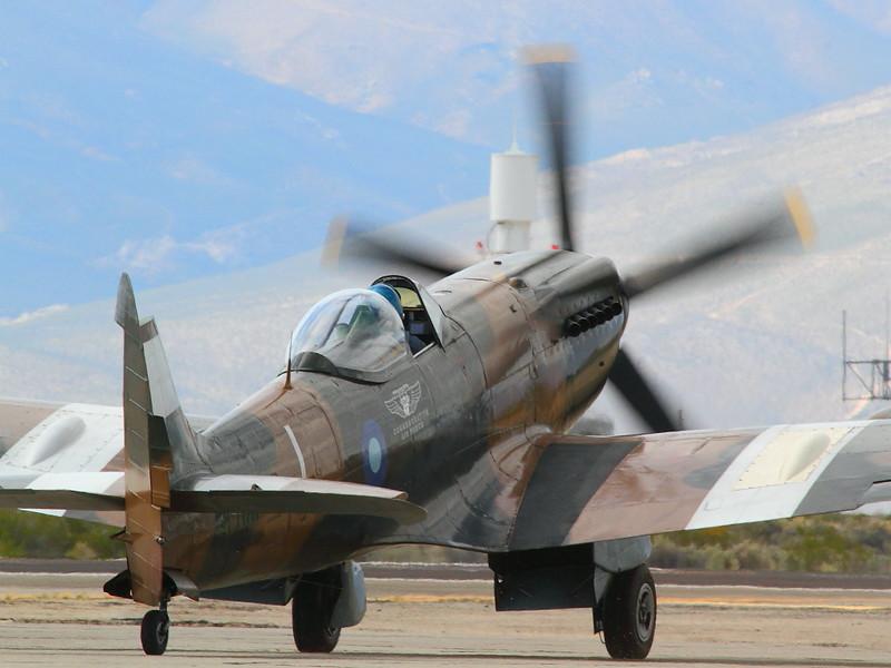 IMG_8756 Spitfire MK XIV, NAWS China Lake Air Show