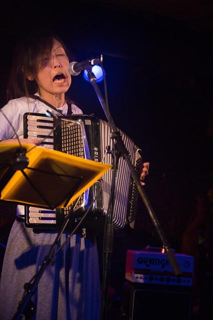 ジャバラガールズ live at Manda-La 2, Tokyo, 23 Feb 2017 -00090