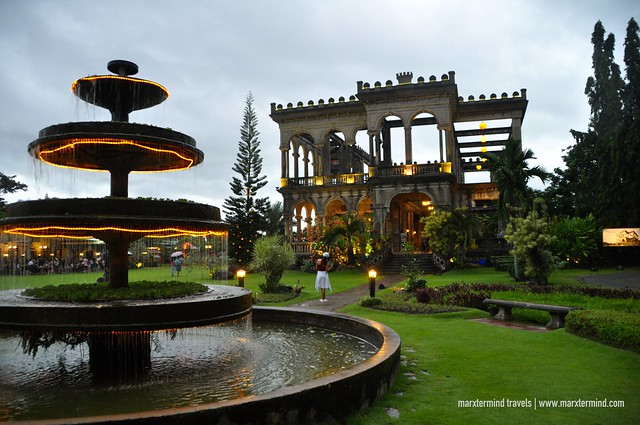 The Ruins at Talisay, Negros Occidental