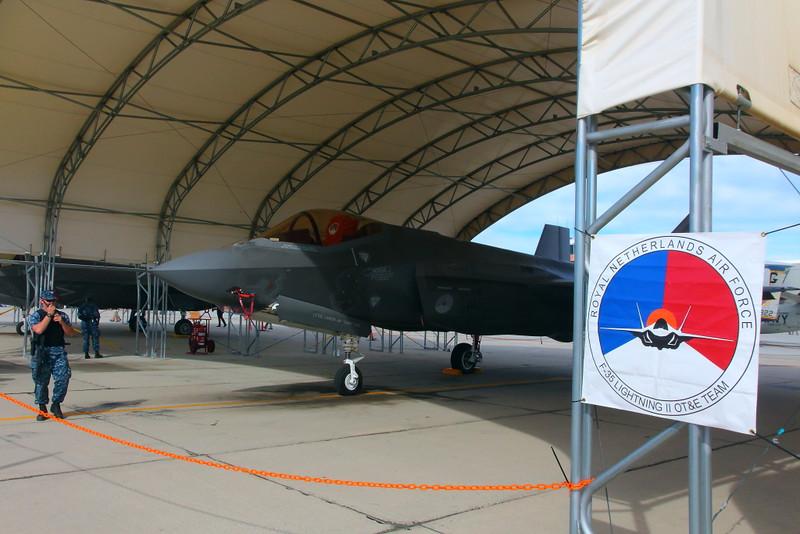 IMG_2544 Royal Netherlands Air Force F-35A Lightning II
