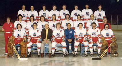 1977-78 Birmingham Bulls team