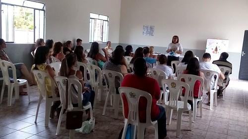 Curso de formação para novos catequistas