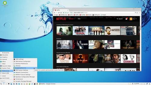 extix-17-4-lxqt-desktop