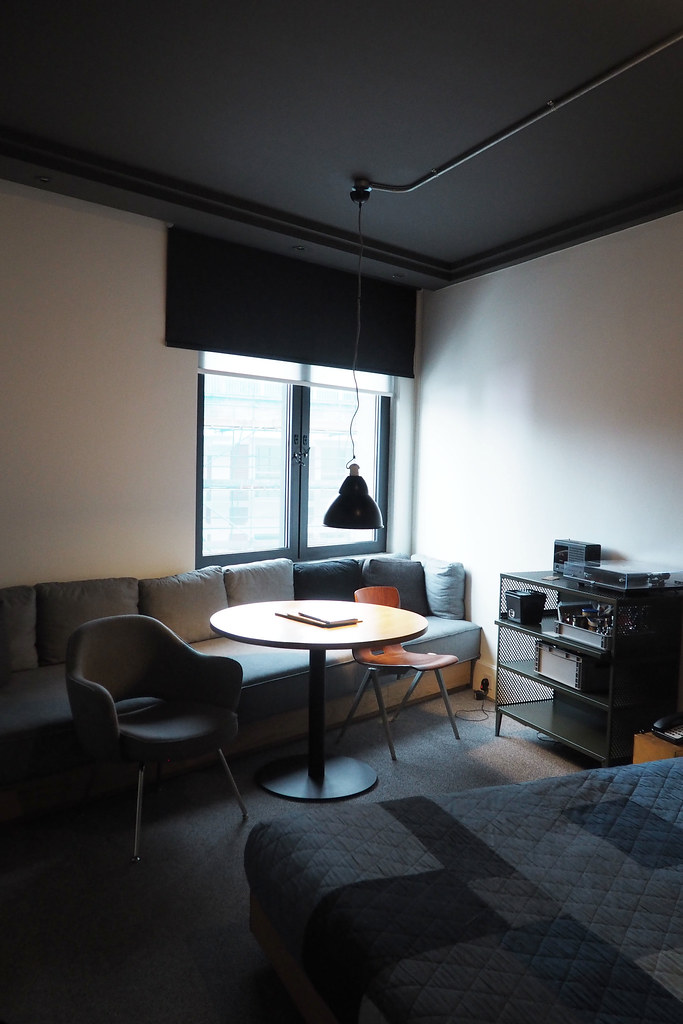 Ace Hotel Shoreditch: Checking In At The Ace Hotel Shoreditch