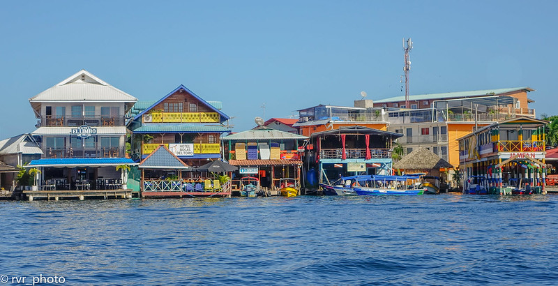 Bocas Town, Isla Colón, Panamá