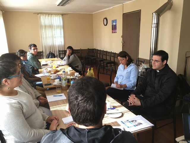 2017 I Reunión de Coordinadores