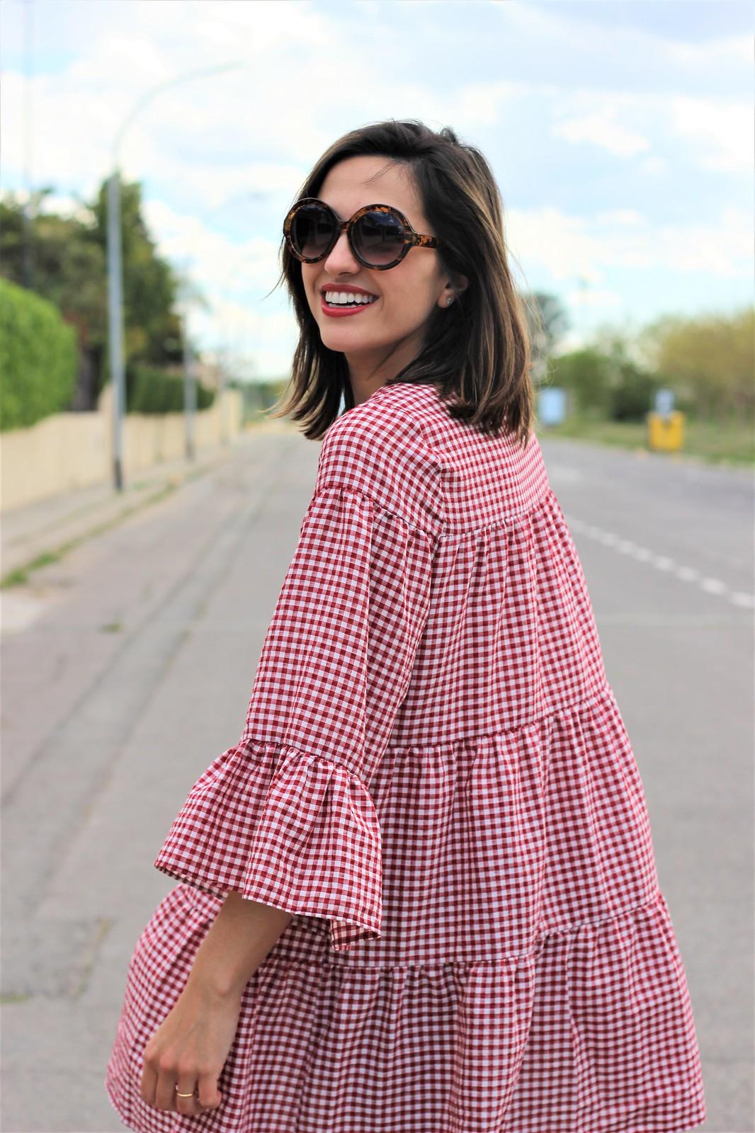 Look cuadros vichy rojo_ Rojo Valentino Blog (92)