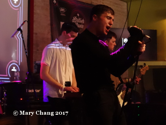 Chain of Flowers, British Music Embassy, Thursday 16 March 2017
