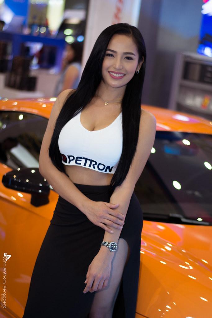 Nika Madrid (Manila International Auto Show 2017 Day 3)