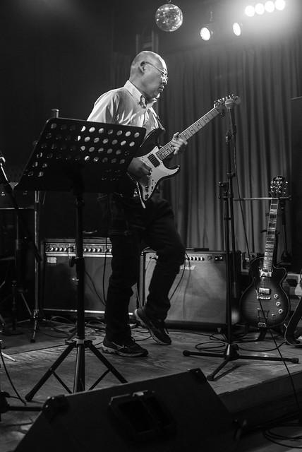 East Blues Jam at 御苑サウンド, Tokyo, 21 Apr 2017 -00061