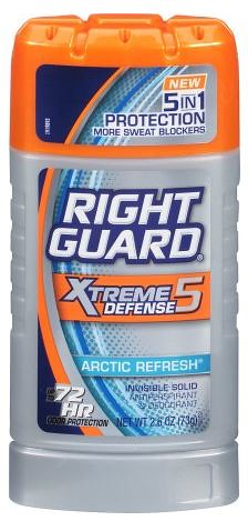 Deal on Right Guard Xtreme