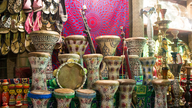 Baladi Tabla sold in Khan El-Khalili