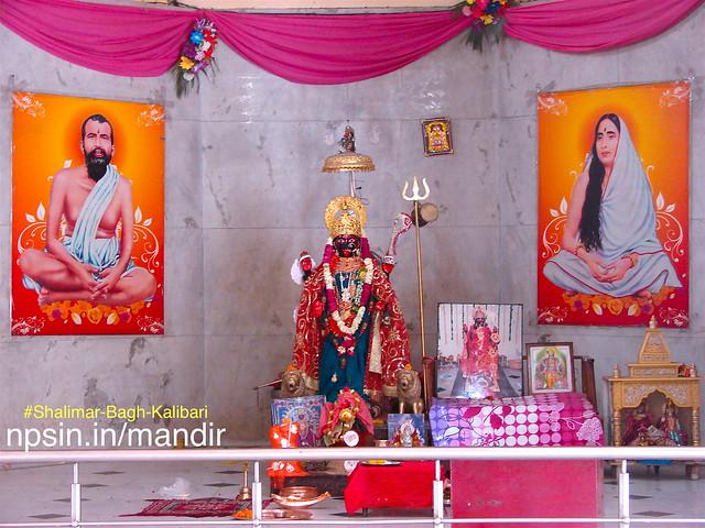 जानें दिल्ली के कालीबाड़ी मंदिरों के बारे मे!