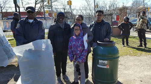 Rain Barrel Giveaway SE Queens
