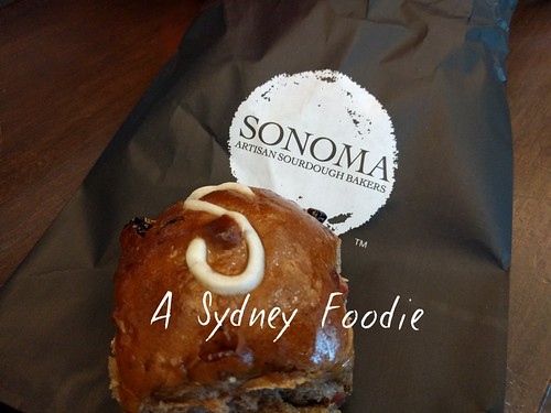 Sonoma not cross bun