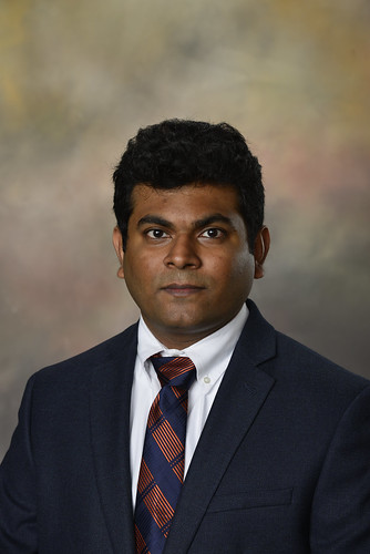 Asanka Jayawardena, doctoral candidate in Biological Sciences
