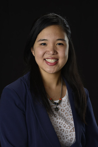 Claire Zhang, senior in Mathematics